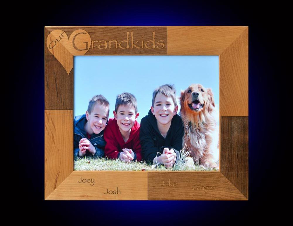 Our Grandkids Frame – Thats a Good Name
